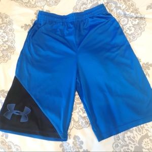 Under Armour | Loose fit drawstring youth shorts
